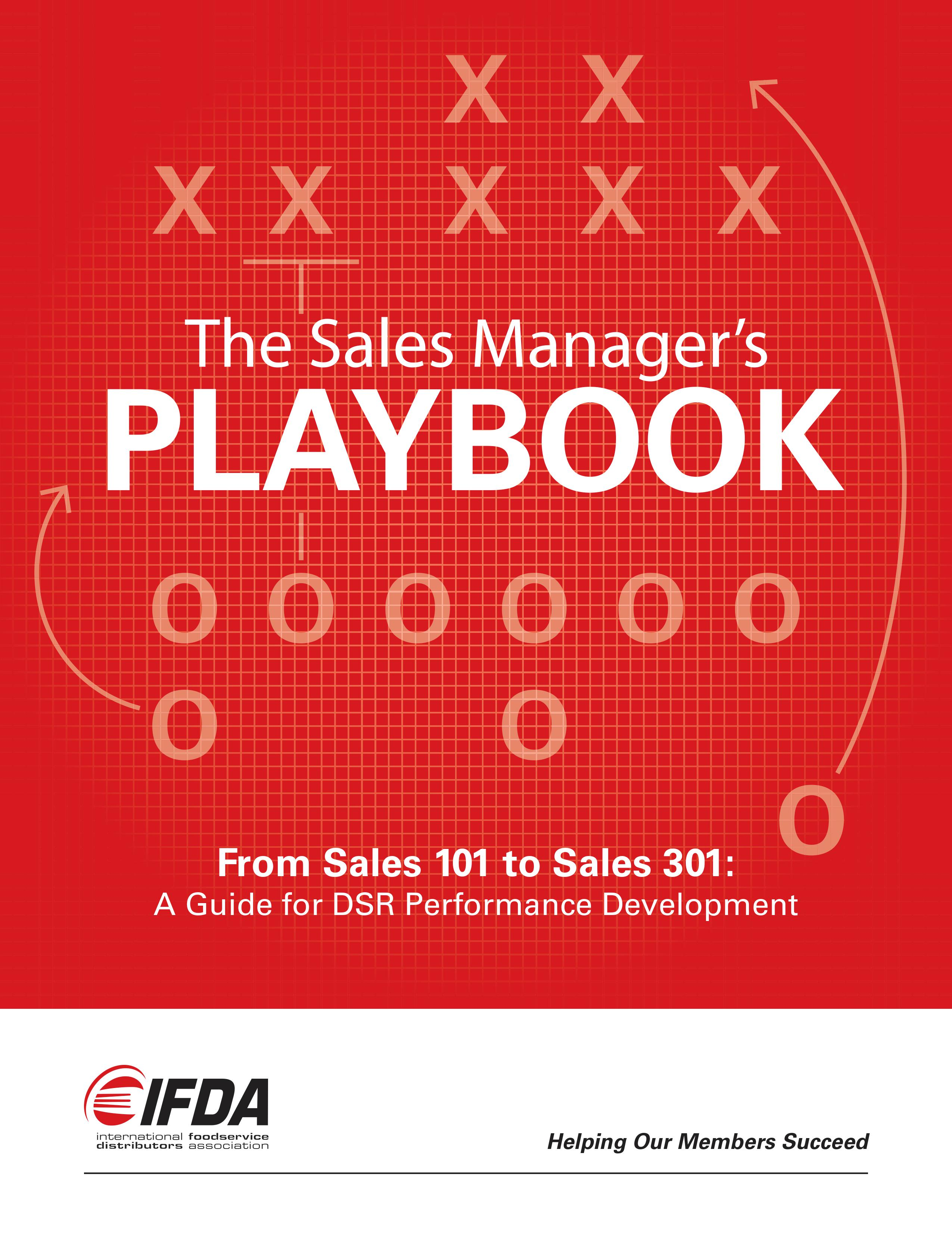 Thumbnail of The Sales Manager's Playbook
