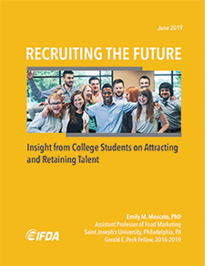 Thumbnail of Recruiting the Future: Insight from College