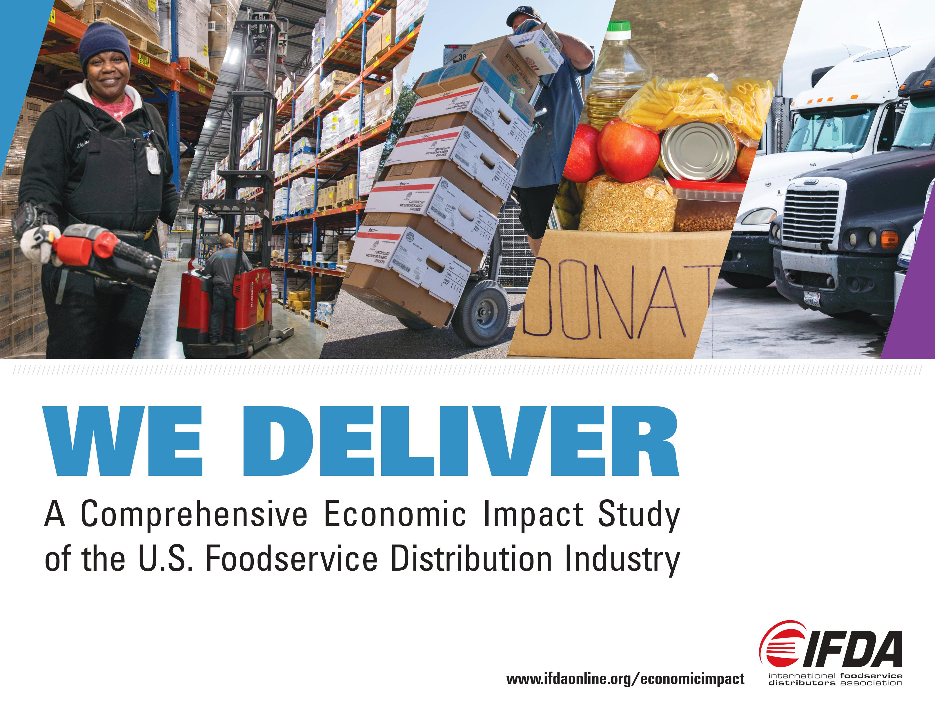 Thumbnail of Foodservice Distribution Industry Economic Impact