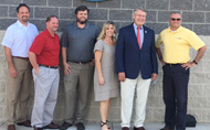 Rep. Rick Allen visits Dot Foods, Inc.