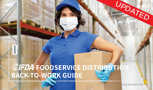 IFDA Foodservice Distribution Back-to-Work Guide