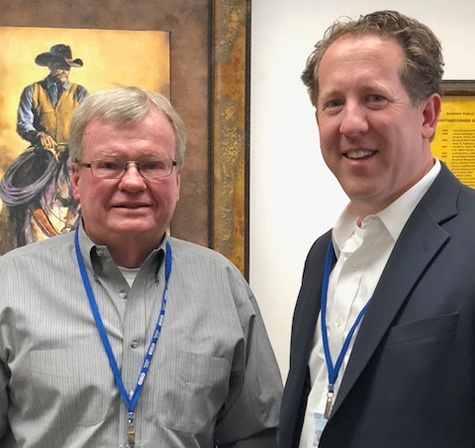 Rep. Adrian Smith visits Cash-Wa Distributing