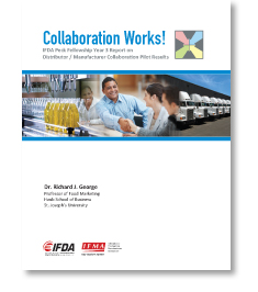 Collaboration Works! IFDA Peck Fellowship Year 3 Report on Distributor / Manufacturer Collaboration Pilot Results