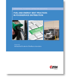 Fuel and Energy Best Practices in Foodservice Distribution