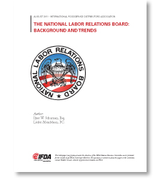 The National Labor Relations Board: Background and Trends