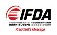 A New Year: IFDA President's Message