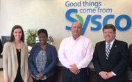 Sysco Raleigh Discusses Local Transportation & Infrastructure Needs with North Carolina State Representative