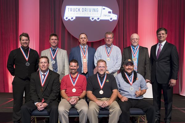 IFDA Announces Winners of 2019 National Truck Driving Championship