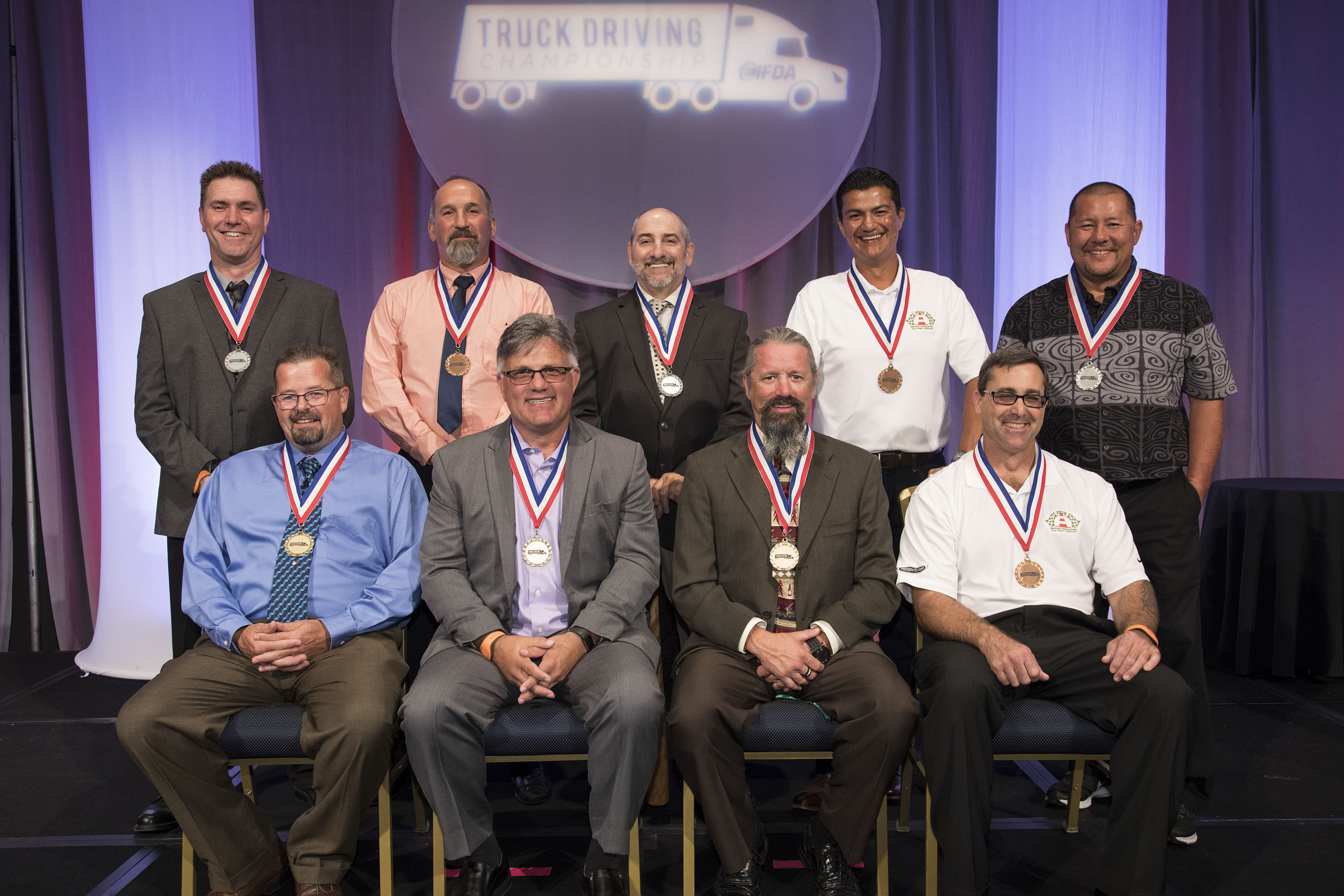 IFDA Announces Winners of 2018 National Truck Driving Championship